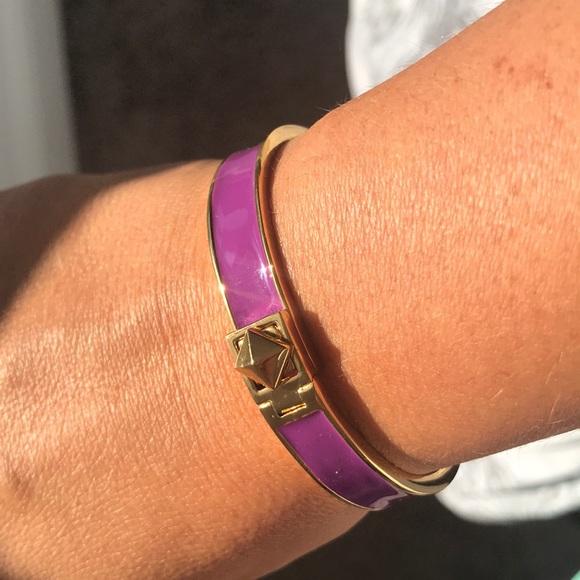 kate spade Jewelry - Kate Spade hinge bracelet